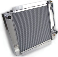 Ford Bronco Aluminum Radiator