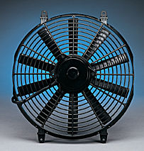 Ford Bronco Electric Radiator Fan
