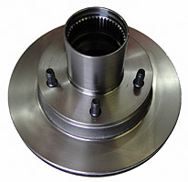 Ford Bronco Wheel Hubs