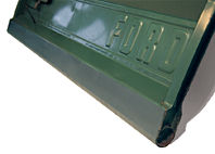 Ford Bronco Lower Tailgate Panel