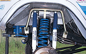 Ford Bronco 3.5 inch Suspension Hoop System