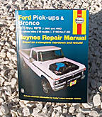 Ford Haynes Manuals