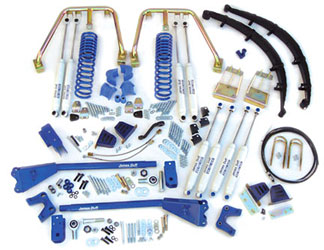 Ford Bronco 5 1/2 inch Stage Two Monster Suspension Kit